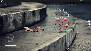 End of May 2012's Desktop. by KirtZJ