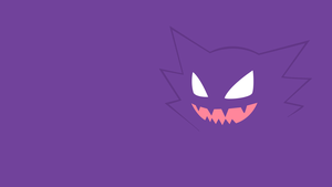 Haunter by PokeTrainerManro
