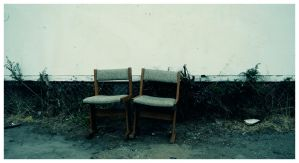 Two Chairs by DavidJosephGall