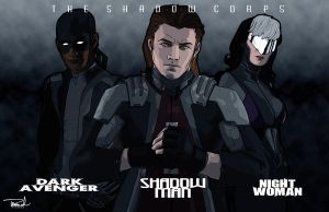The Shadow Corps by tsbranch