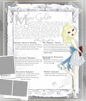 Myra Gold Bio by Amythest621