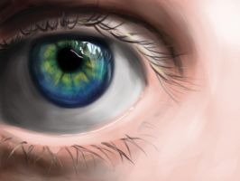 Eye Practice by ScrawlTheatre