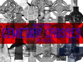 cemetary cross brushes by Wyrd-Sistas-Stock