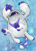 MiniMyth - Yeti by FutureDami