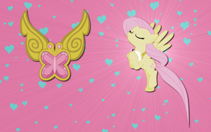 All of my Fluttershy wallpaper by AliceHumanSacrifice0