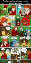 To Find A Cure: RedHead's LG Nuzlocke p8 by Vertigo-Gal