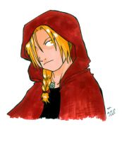 Edward Elric by Miryel-89