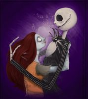 Jack and Sally by Lislocat