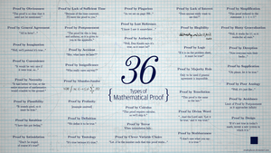 36 Types of Mathematical Proofs   Wallpaper by smokeybacon