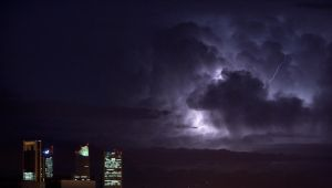 Electrical Storm by aglover0007