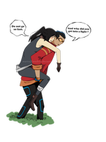 Generator Rex: After the fight by MarinaXMadina