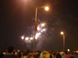 4th of July Fireworks: G by parvezz