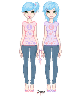 Ciano Twins by dookia