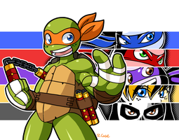 TMNT by rongs1234