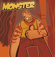 Monster Thumbs by Ape74