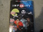Disney Infinity Limited Ed Guide Cover by TheBiggestTNBCFan