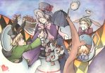 It's a mad, mad tea party... by Yun6971