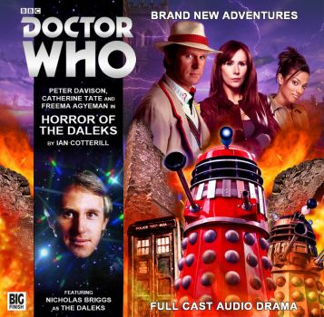 Horror of the Daleks (Big Finish Version) by Cotterill23