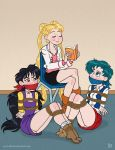 Usagi's Peace and Quiet by Yes-I-DiD