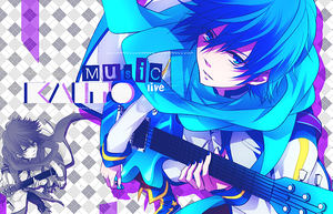 Kaito Music Live by Asunaw