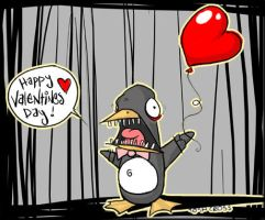 pengy v day by rAwkz
