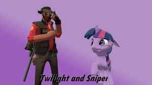 Twilight and Sniper 2.0 by FD-Daylight