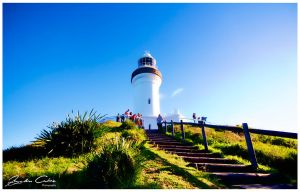 Byron Bay lighthouse by jaydoncabe