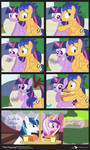Comic Block: The Proposal by dm29