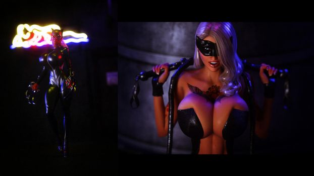 Raven and Rose vs Juncker by Chinsen3D
