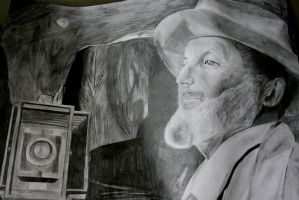 Ansel Adams by Pensquared4life