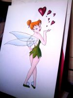 Tinkerbell by Kenny-Dreadful
