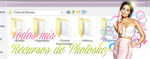 +Todos mis Recursos de Photoshop by MoveLikeBiebs