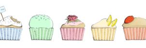 the festival of cupcakes by enmi