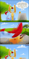 Messing With Fire by Mike-Dragon