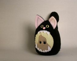 Kathy in Kitty Costume Plushie by Saint-Angel