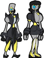 Lord Ebonfuze's Redesign by Quarma