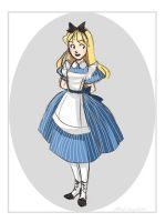 Alice by rumpelstiltskinned