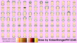 South Park Pixel - Base 1 by KaiserRangerPH12345