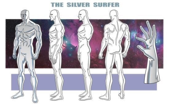 HAS: THE SILVER SURFER by Jerome-K-Moore