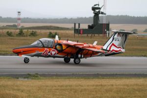 Saab 105OE Austria - Air Force by PlaneSpotterJanB