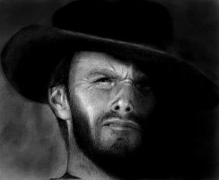Clint Eastwood by mamapranayama