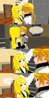 A big surprise for Len pag 3 by ShootingStarBlue