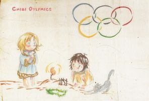 Zee Olympics? by dieingcity