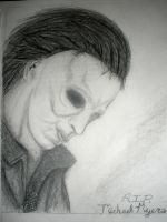 Rest in Peace Micheal Myers by Mooncakes1