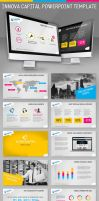 Innova Capital HD PowerPoint Template by C-3PO-upg
