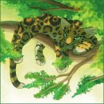 Leopard kitty by tigon