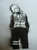 Minato Bookmark by Captain-Poker