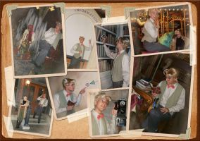 Milo Thatch Halloween Costume by Jarod-the-Stampede