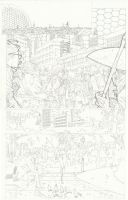 SUPERGIRL pencils pg 02 by timothygreenII