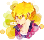 A New Beginning: Neil Again by JKSketchy